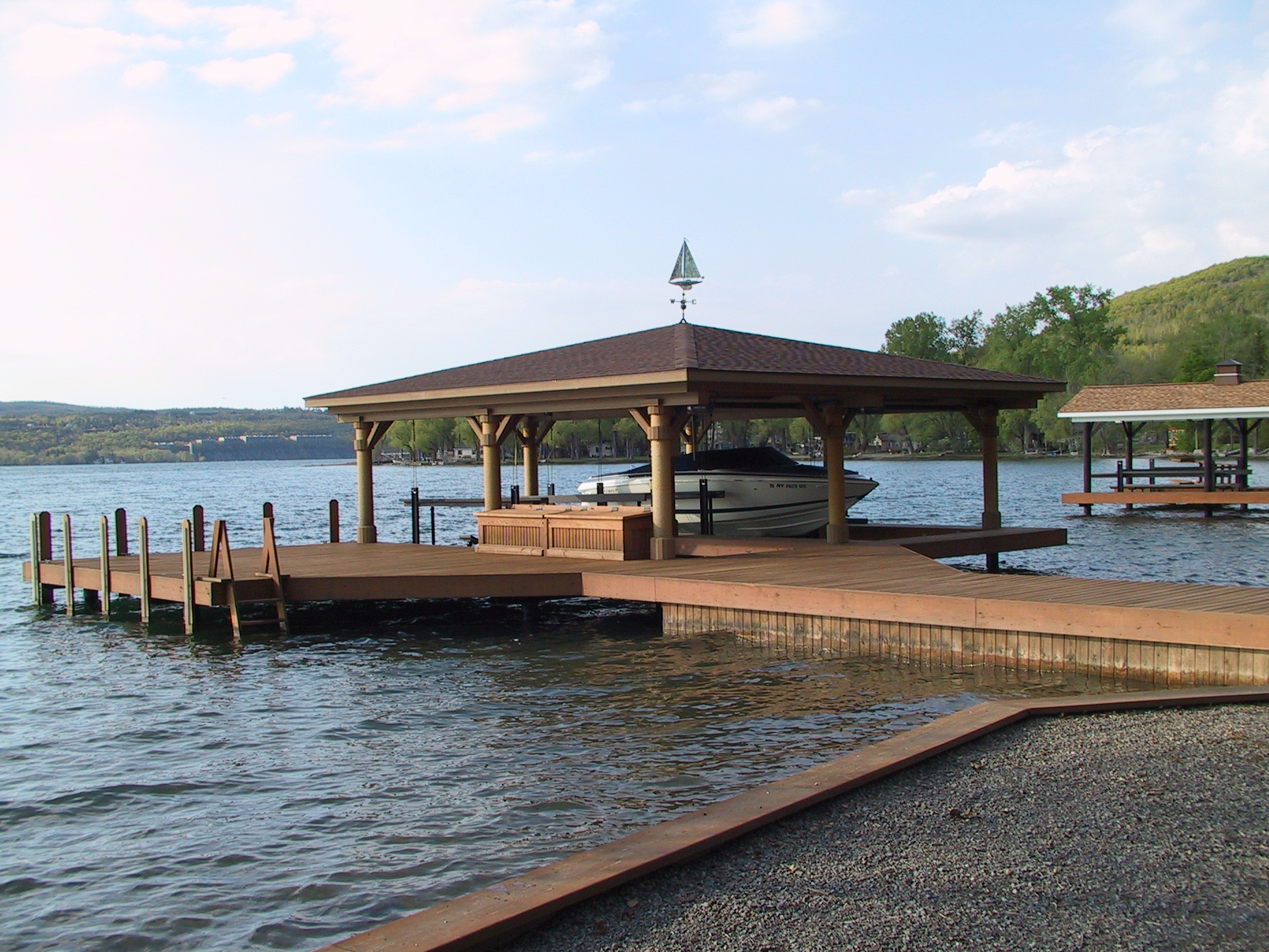 Boat Dock Designs http://www.wordenhillinc.com/contact.html